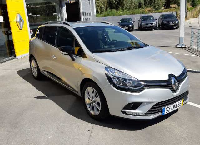 RENAULT Clio Sportourer 1.5 DCI Limited completo