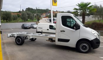 Renault Master Chassis Cabine TCC L3 3.5T completo