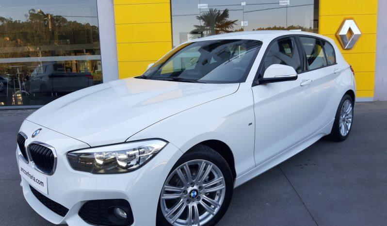 BMW Série 1 116 D de 2016 a gasóleo com 116 cv, caixa manual e 99.366 km. Equipado com o Kit M. Garantia de 24 meses. Possibilidade de financiamento.