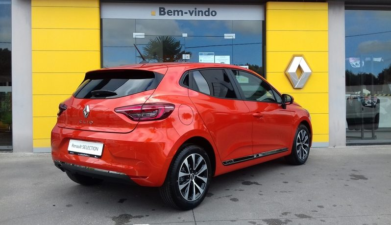 RENAULT Clio 1.0 TCe Intens GPS completo