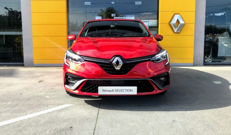 RENAULT Clio 1.0 TCe RS Line completo